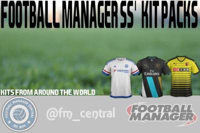 Football Manager SS Kits