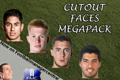 Cut out Faces MegaPack FM