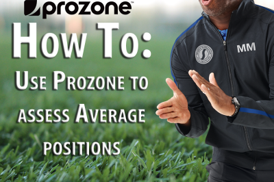 How To: Use Prozone to Assess Average Positions