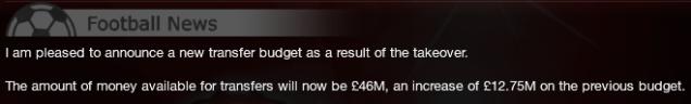Extra Budget
